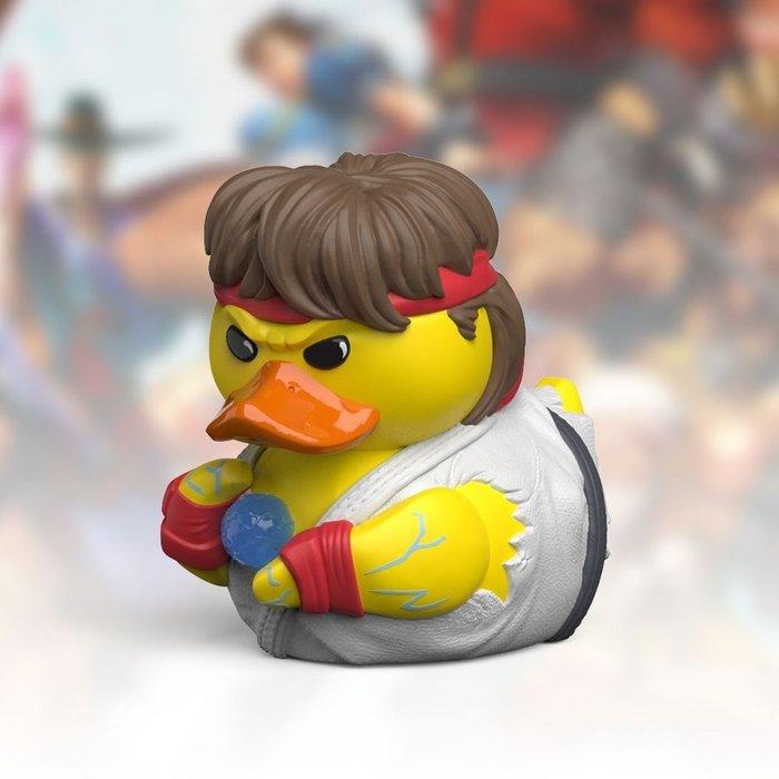 Pato coleccionable tubbz street fighter ryu
