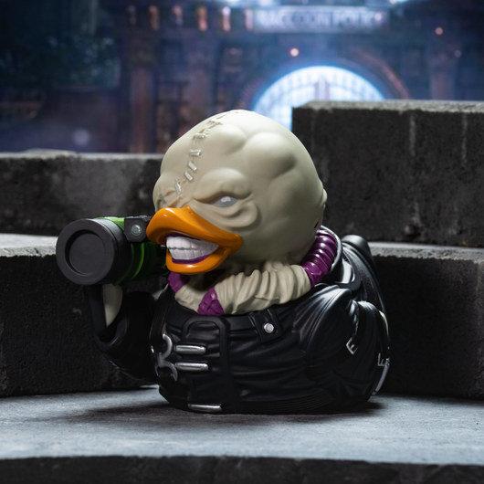 Pato coleccionable tubbz resident evil nemesis