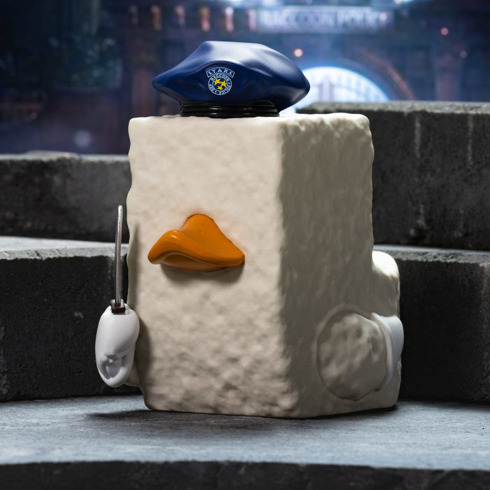 Pato coleccionable tubbz resident evil tofu