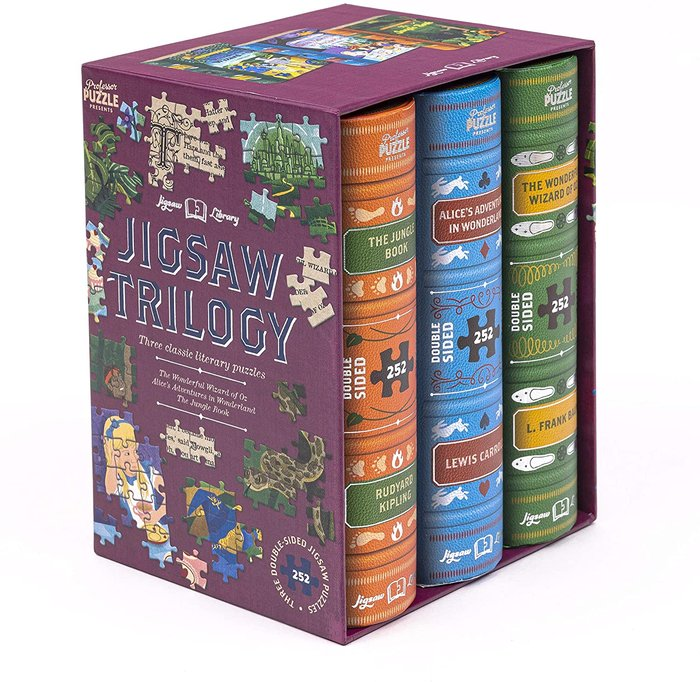 Triple pack puzzle literatura infantil infantil