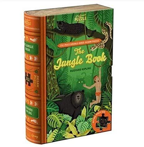 Puzzle el libro de la selva