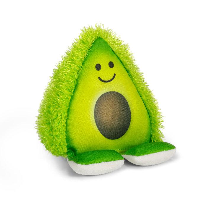 Soporte cojin plusheez avocado