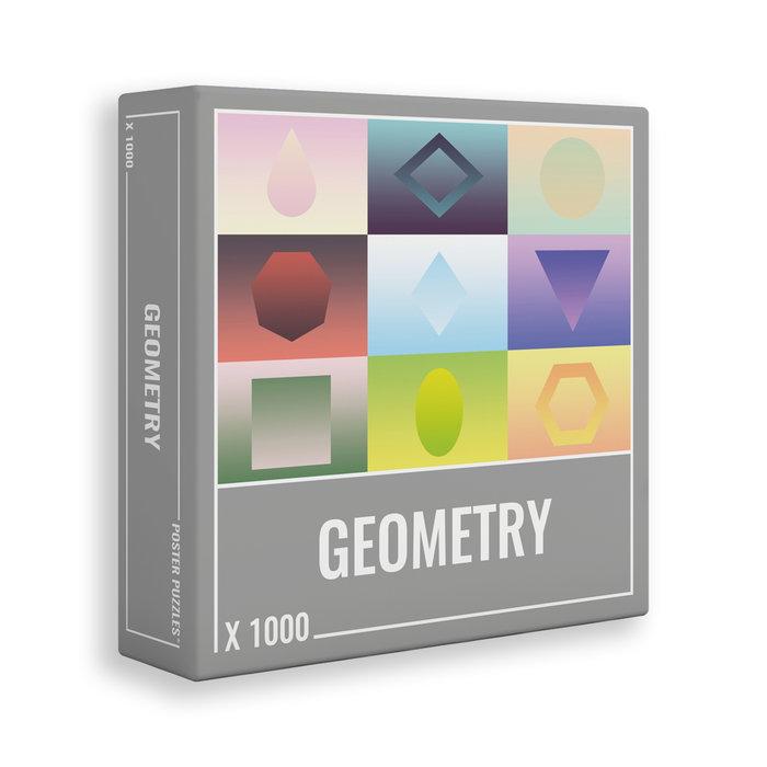 Puzzle geometry 1000 pz