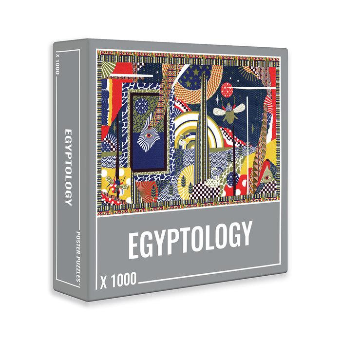 Puzzle cloudberries egyptology 1000 p