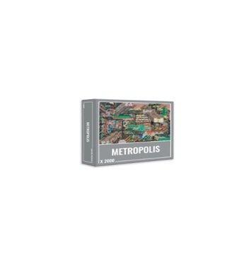 Puzzle metropolis 2000 pz