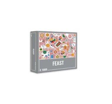 Puzzle feast 1000 pz