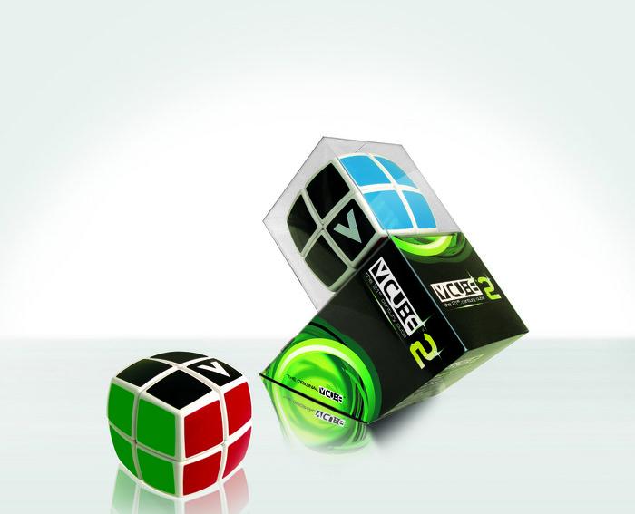 Juego v-cube 2 pillow