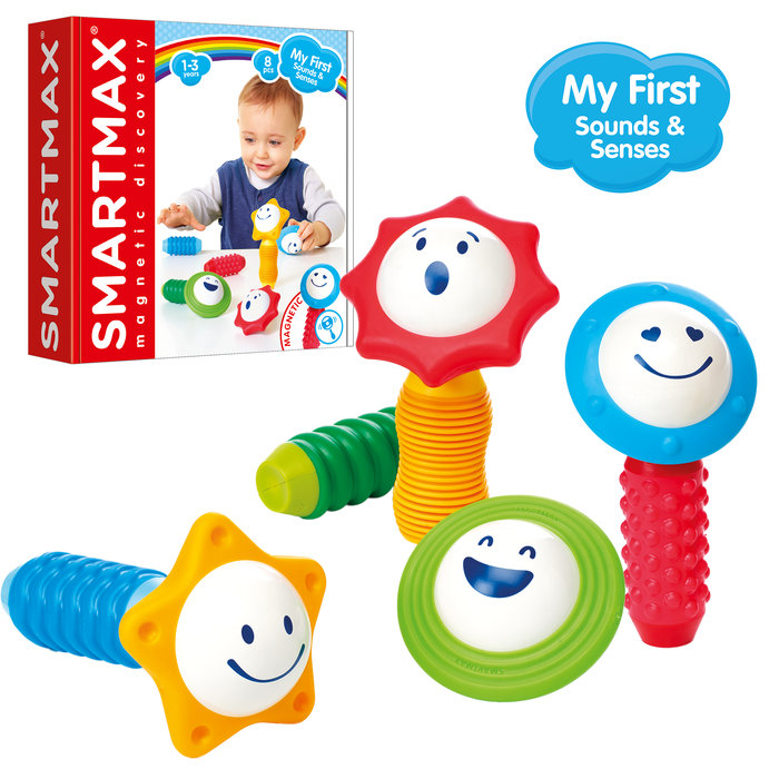 Juego my first sounds & senses