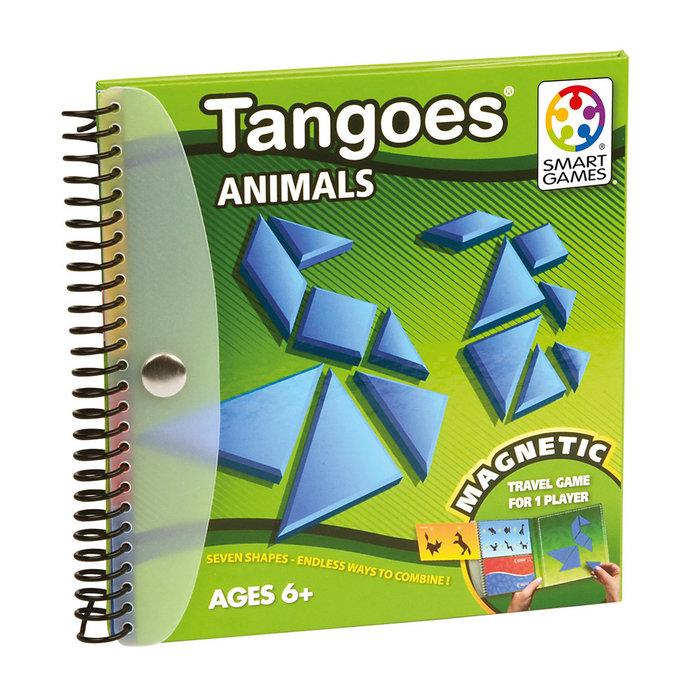 Juego educativo smart games tangoes animals
