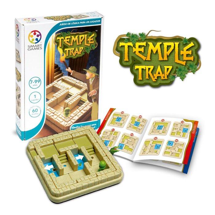 Juego de mesa temple trap