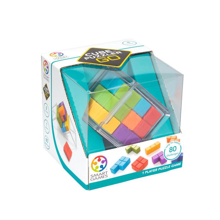 Juego de mesa cube puzzle go