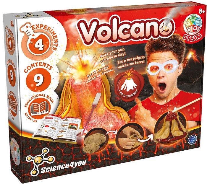 Juego volcano