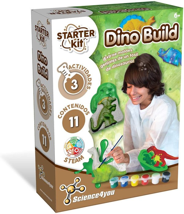 Juego dino build