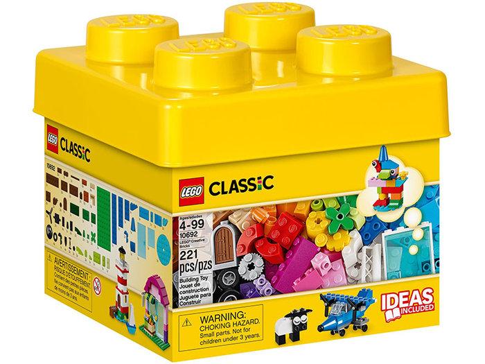 Lego classic 10692 ladrillos creativos lego