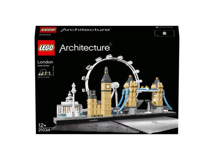 Lego architecture londres