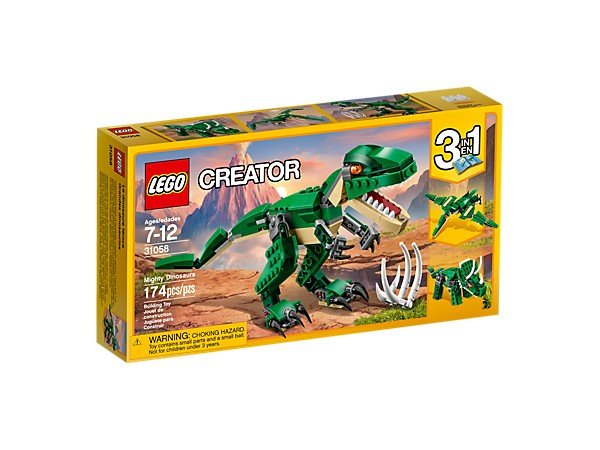 Lego creator 31058 grandes dinosaurios