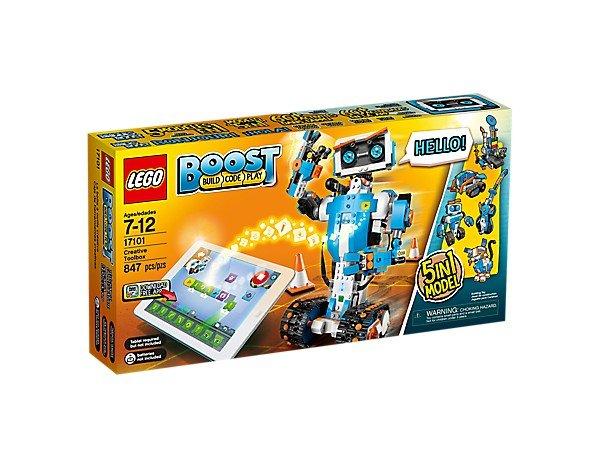 Lego boost caja de herramientas creativas