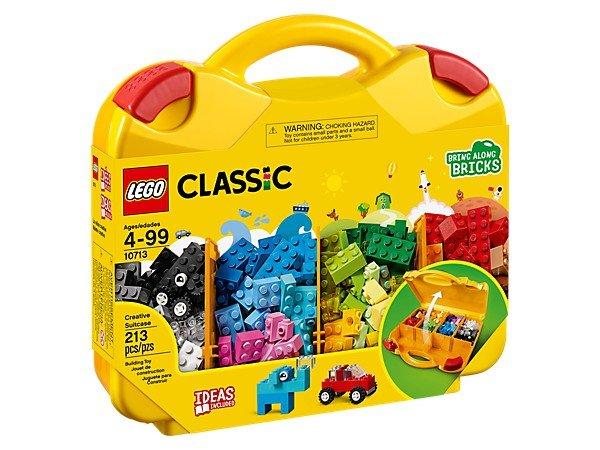 Lego classic maletin creativo