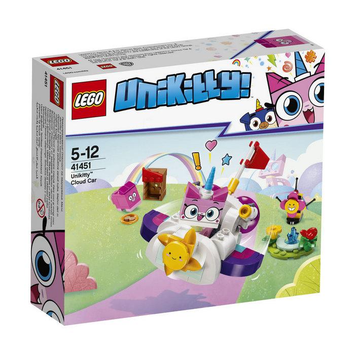 Lego unikitty 41451 coche-nube de unikitty