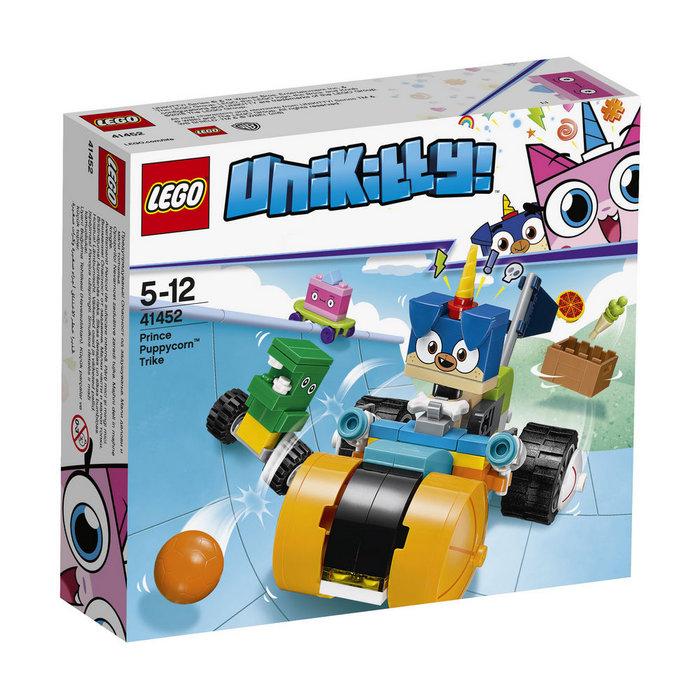 Lego unikitty 41452 triciclo del principe perricornio