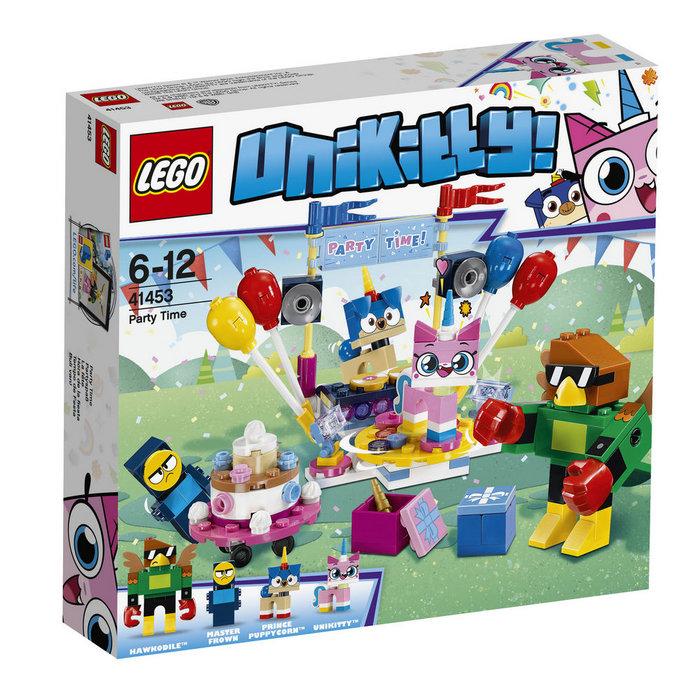 Lego unikitty 41453 hora de la fiesta