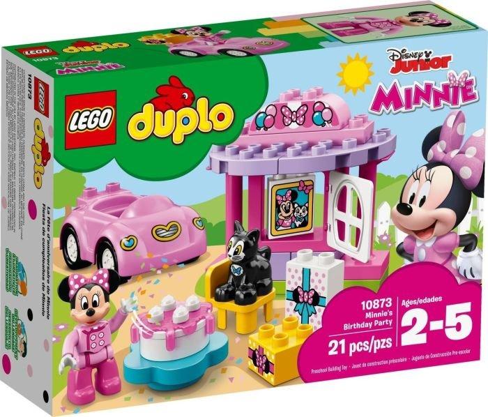Lego duplo disney fiesta de cumpleaÑos de minnie