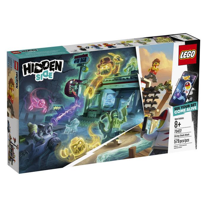 Lego hidden side 70422 ataque al shrimp shack