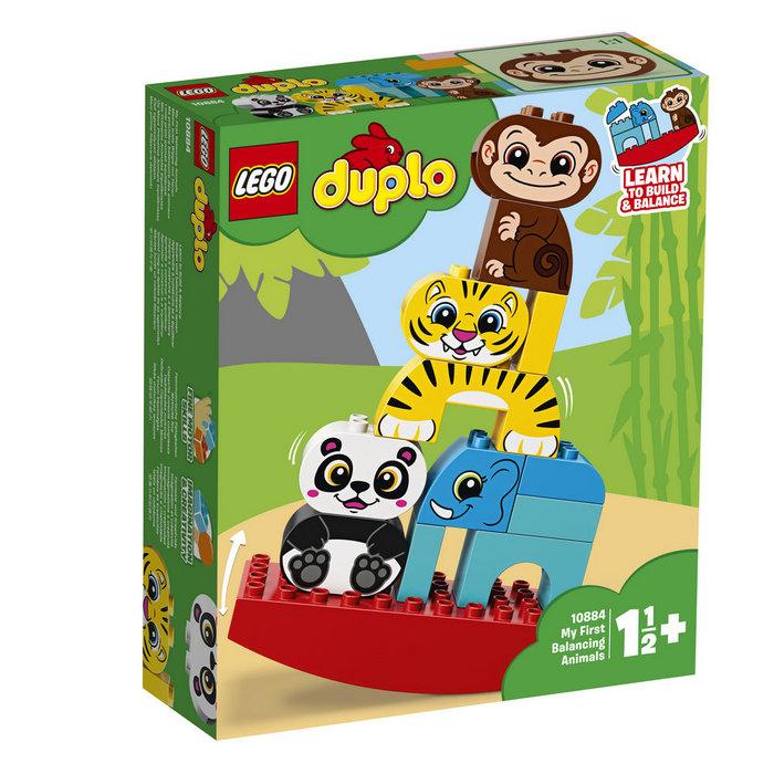 Lego duplo my first 10884 primeros animales equilibristas