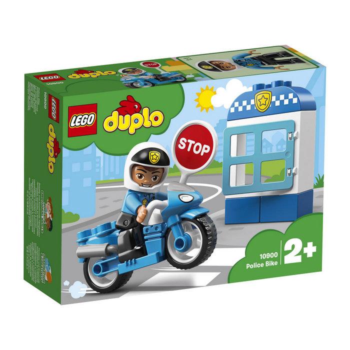 Lego duplo town 10900 moto de policia