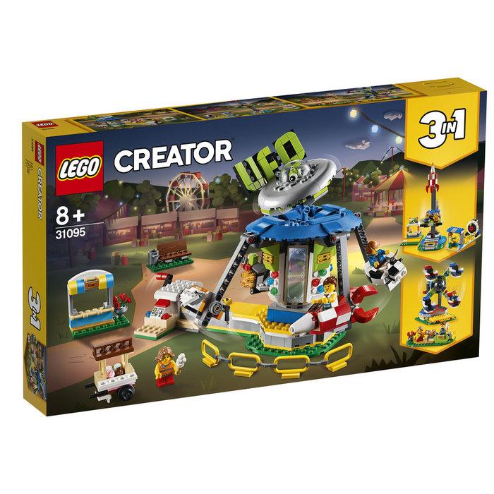 Lego creator 31095 tiovivo de la feria