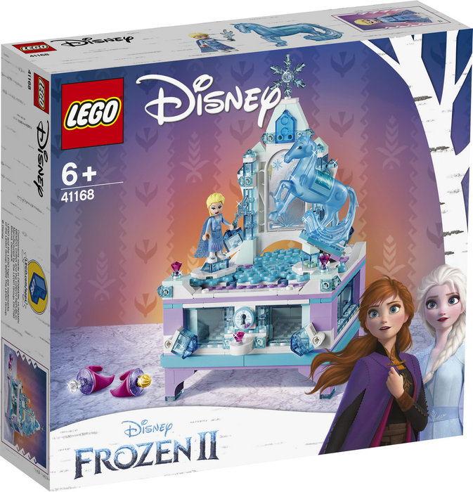 Lego disney princess joyero creativo de elsa