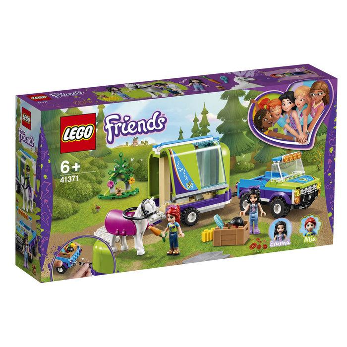 Lego friends remolque del caballo de mia