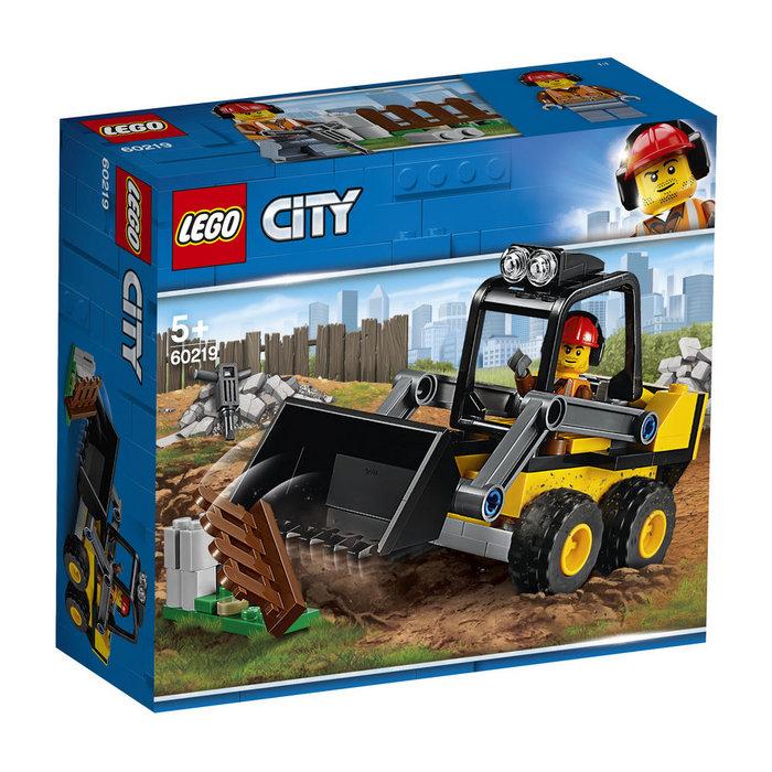 Lego city great vehicles retrocargadora