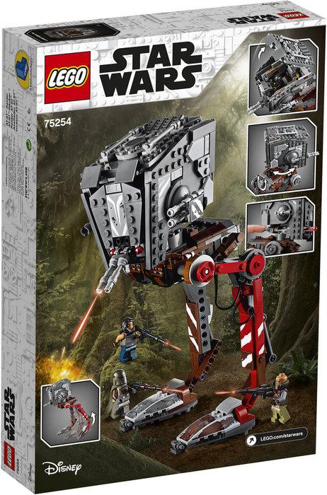 Lego star wars asaltador at-st