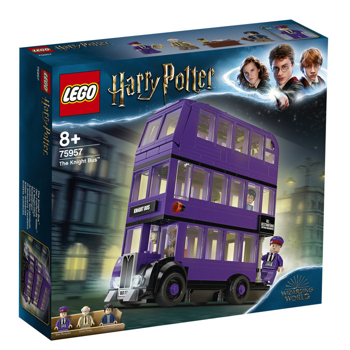 Lego harry potter autobus noctambulo