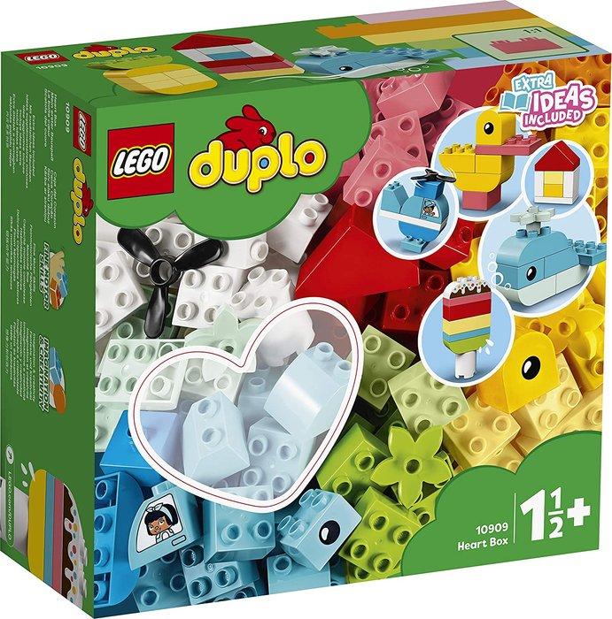 Lego caja del corazon