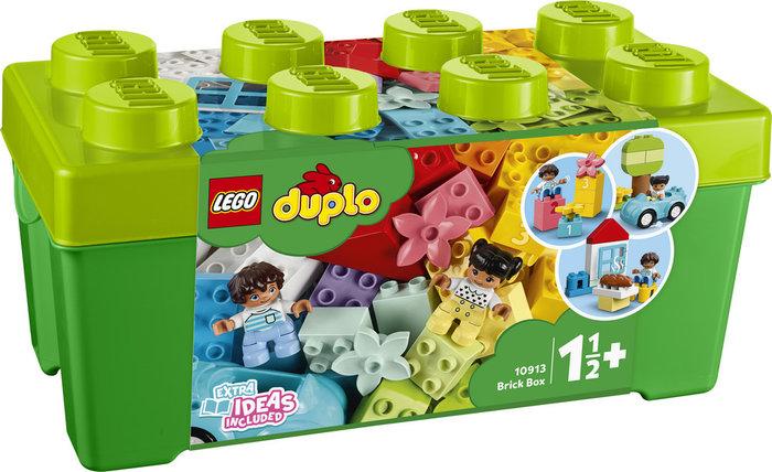 Lego duplo classic caja de ladrillos
