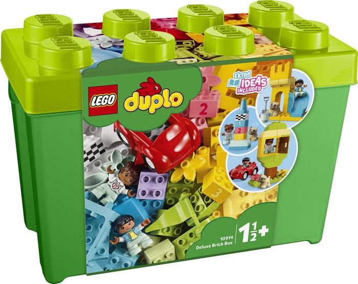 Lego duplo classic caja de ladrillos deluxe