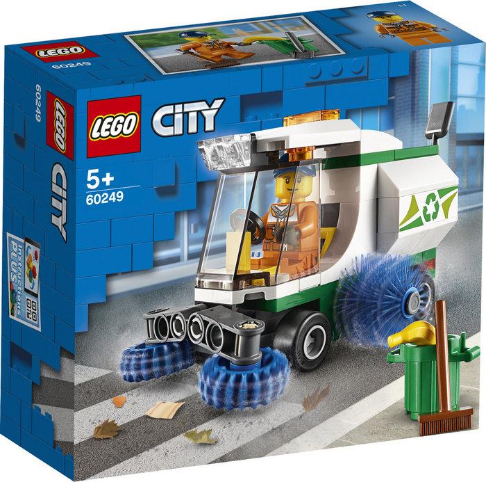 Lego city great vehicles barredora urbana