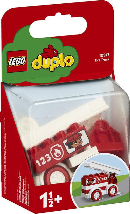 Lego duplo my first camion de bomberos