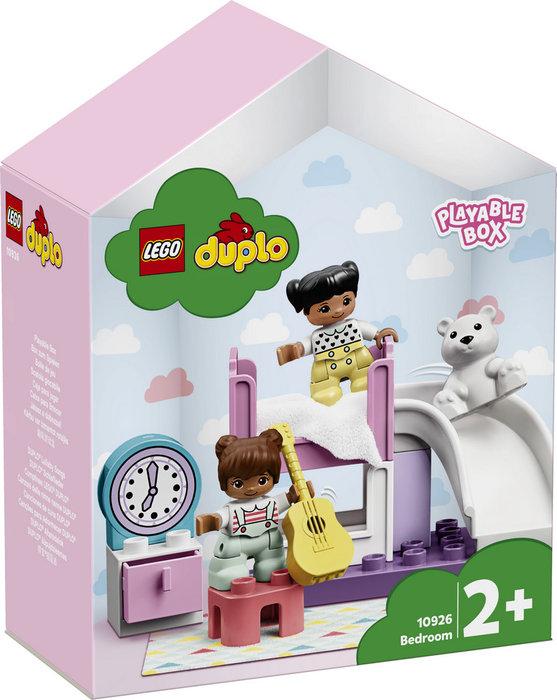 Lego duplo town dormitorio