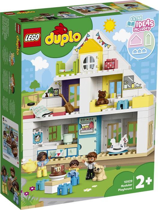 Lego duplo town casa de juegos modular