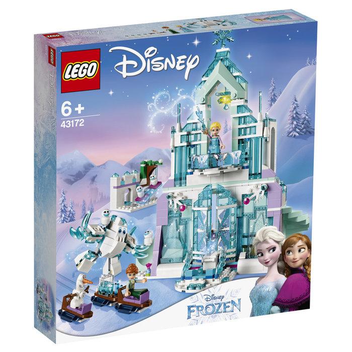Lego disney princess palacio magico de hielo de elsa
