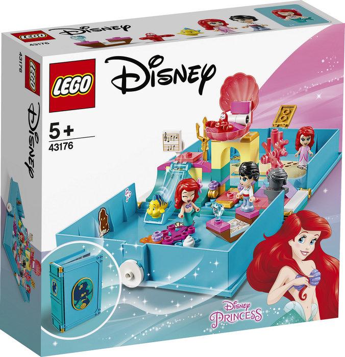 Lego disney princess cuentos e historias ariel