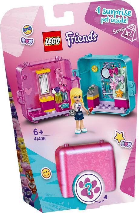 Lego friends cubo tienda de juegos de stephanie