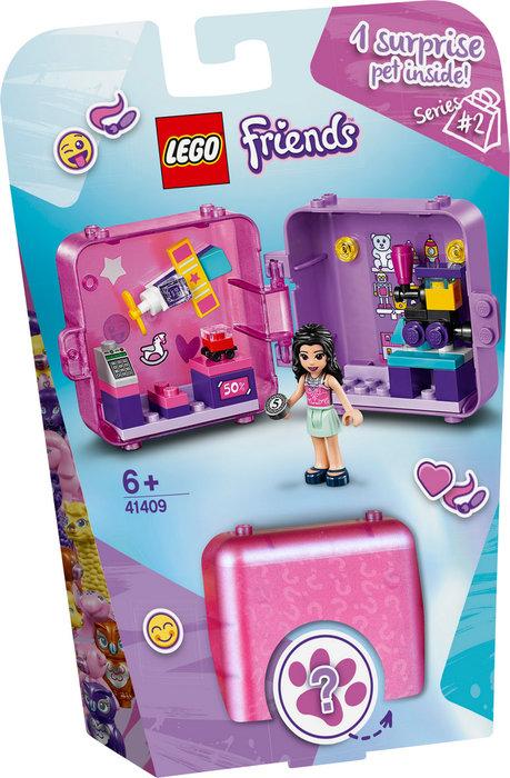 Lego friends cubo tienda de juegos de emma
