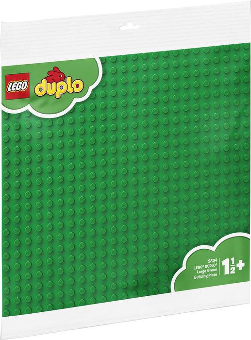 Lego duplo classic plancha verde lego duplo