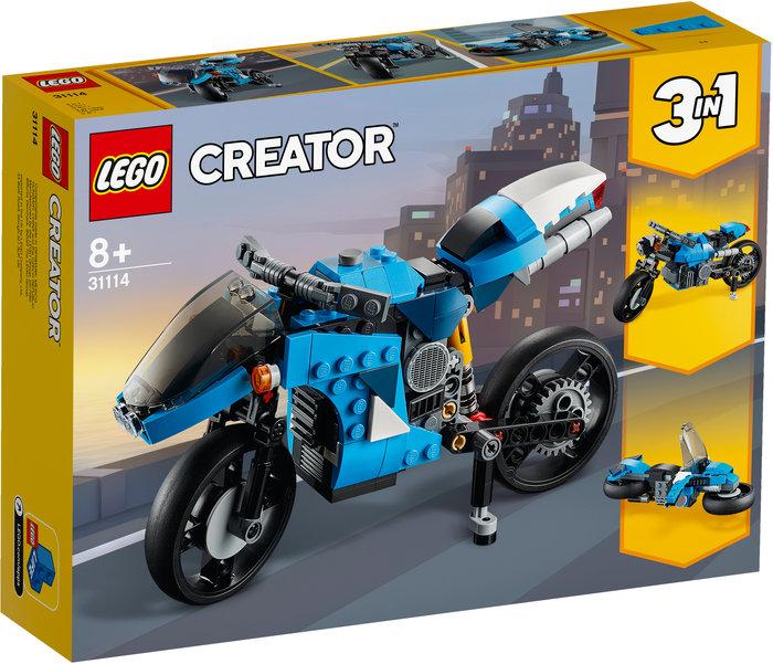 Lego supermoto