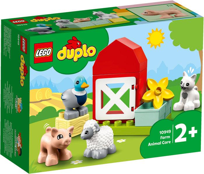 Lego granja y animales