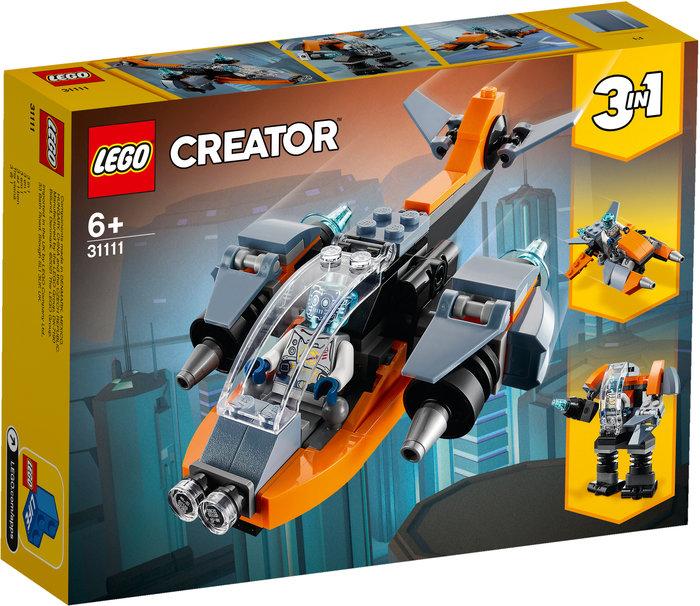 Lego ciberdron